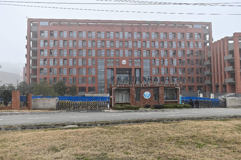 L'Institut de virologie de Wuhan, dans le centre de la Chine, le 3 février 2021