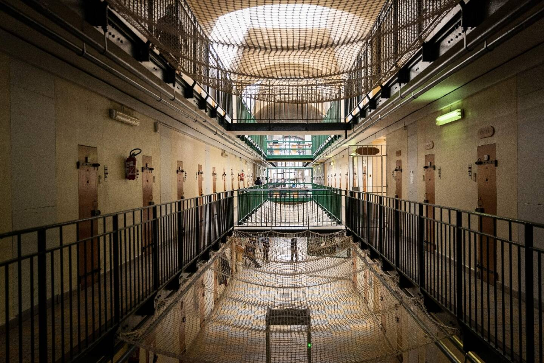 Le quartier des femmes de la prison de Fresnes, en région parisienne, en juillet 2020