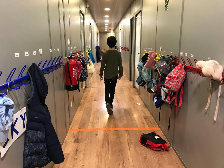 Les cartables et les manteaux, les rires et les bavardages sont revenus à l'école Montessori de Fabron, qui a failli fermer ses portes.