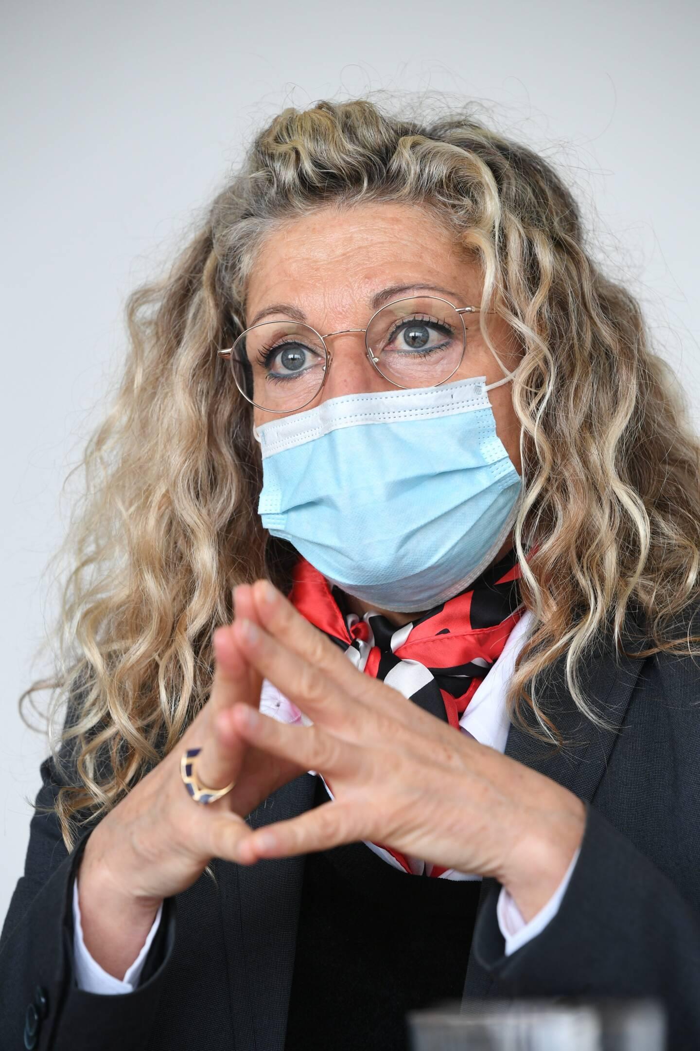Nathalie Bicais, maire