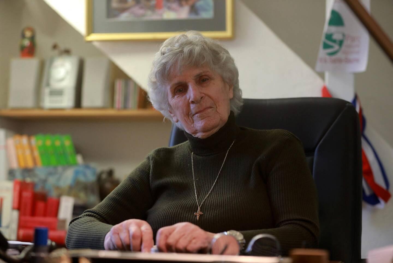 Suzanne Arnaud, 86 ans et sept mandats de maire.
