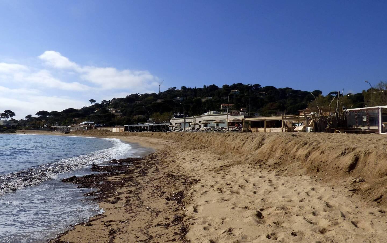 La plage de la Nartelle.
