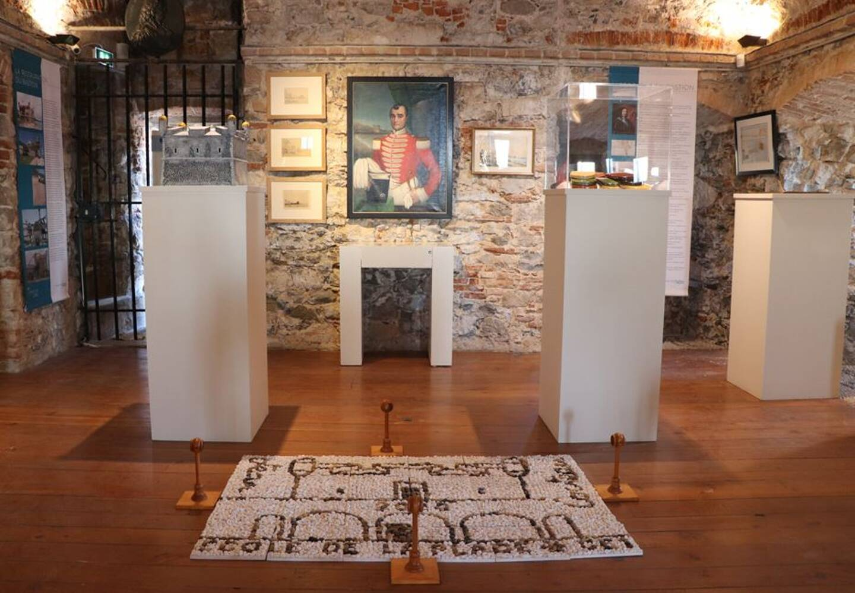 """La vidéo de la nouvelle exposition """"Le Bastion d'Honoré II à Jean Cocteau"""" permet d'en savoir plus sur l'histoire du bâtiment historique."""