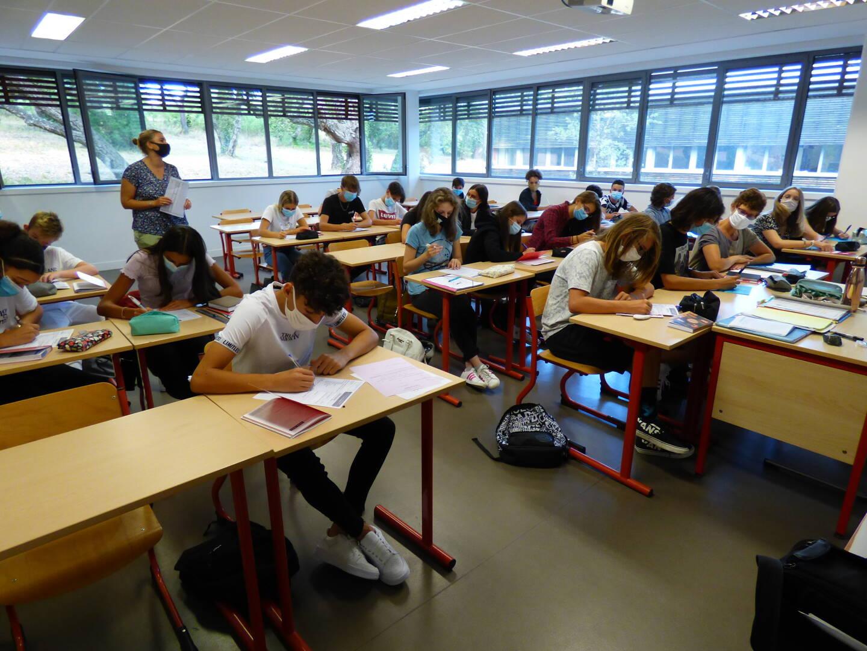 Dans un premier temps, ce premier BTS sera ouvert, à la rentrée de septembre, à une demi-division de quinze élèves.