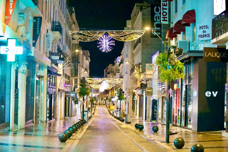 A Cannes comme dans les autres villes du département, les commerces supporteraient difficilement les conséquences d'un nouveau confinement.