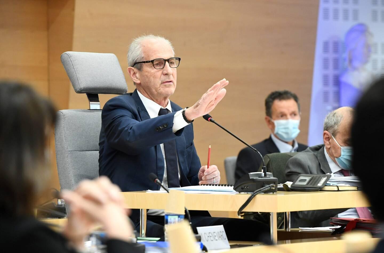 Hubert Falco a rappelé que les taux des taxes locales sont inchangés depuis 2001. Amaury Navarranne a réclamé une baisse, « même symbolique ».