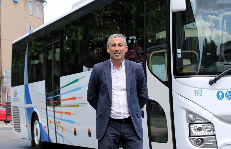 Le maire de Tourves, délégué pour l'Agglo aux transports, promet une réactivité exemplaire dans la prise en compte des problèmes.