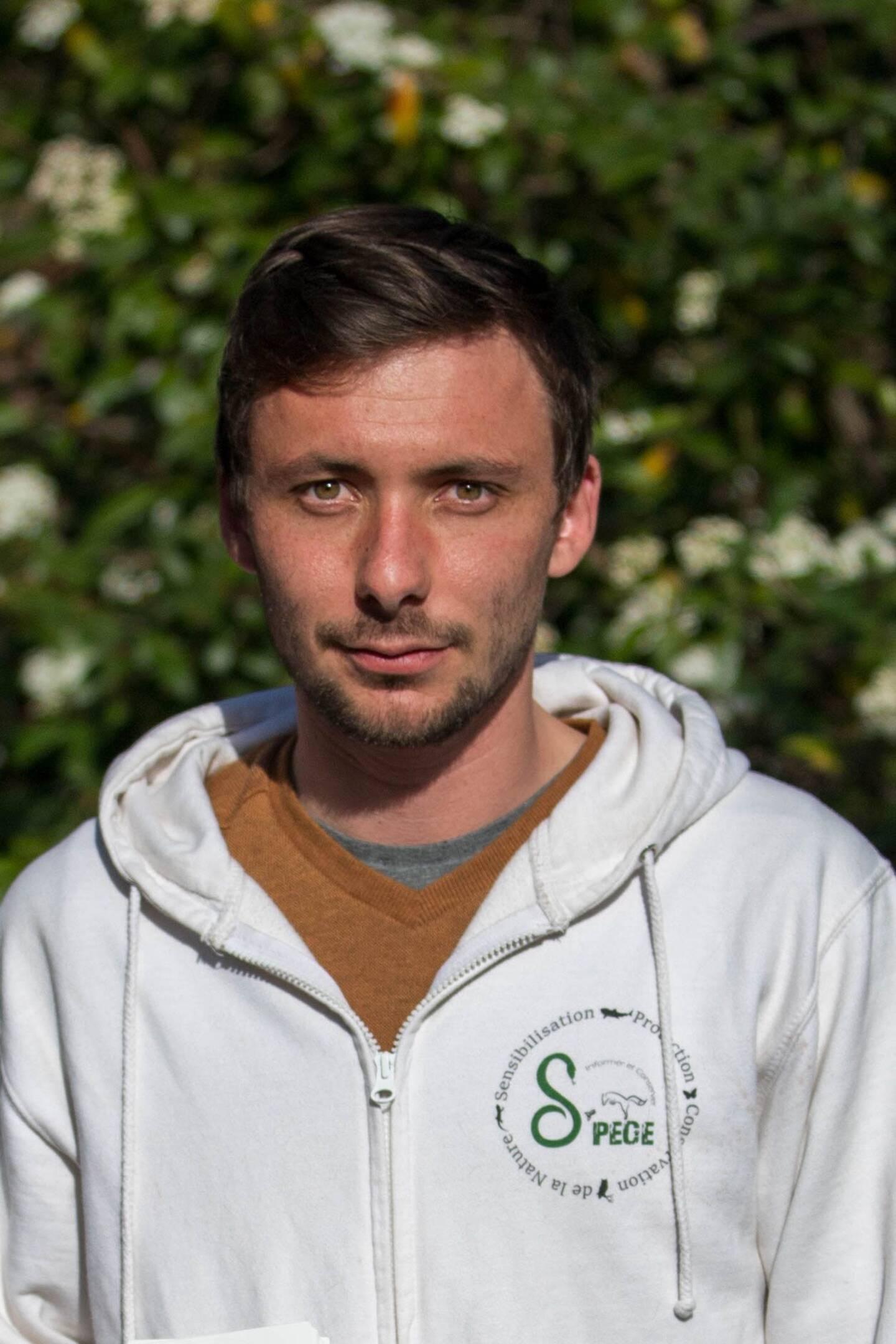 Vincent Mariani, président de la S'Pece.