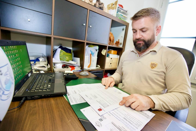 Philippe Quillat affirme ne pas avoir été prévenu du report de son loyer.
