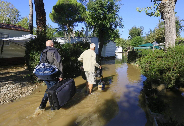 Au lendemain des terribles inondations du 3 octobre 2015 qui ont particulièrement frappé la plaine de la Brague.