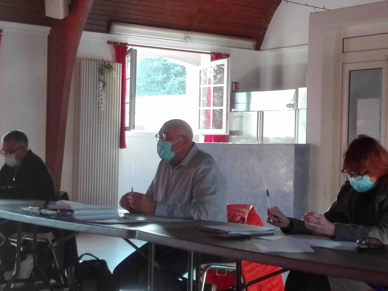 Le premier adjoint Richard Maurin, a mené les débats du conseil.