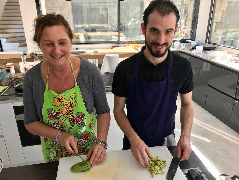 La cuisine à domicile: pas si fou en compagnie de Rémi Boitrand, alias Chef déglingué!
