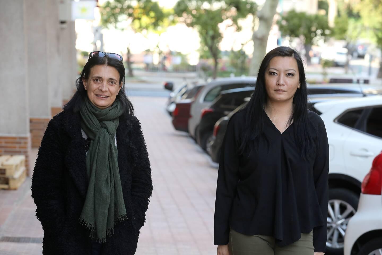 Marie Falda et Ling Ling Senf Fu ont fondé AUDRA en 2018.