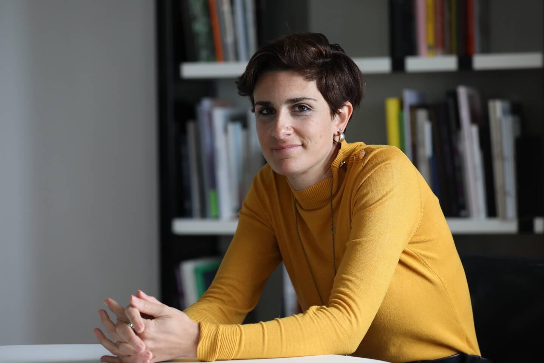 """Yasmine Chemali: """"Je n'ai pas un rapport esthétique à la photo""""."""