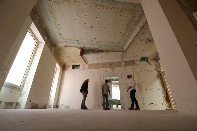 Deux ans de travaux sont programmés pour transformer l'ancienne villa Belle Époque en un lieu moderne, aux touches anciennes, pensé pour accueillir du public en nombre.