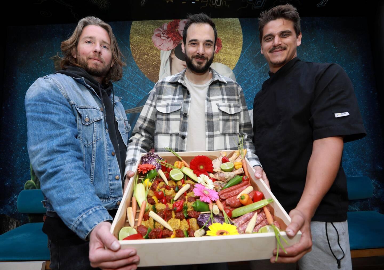 La Gringo BBQ proposée par le Cactus Café.