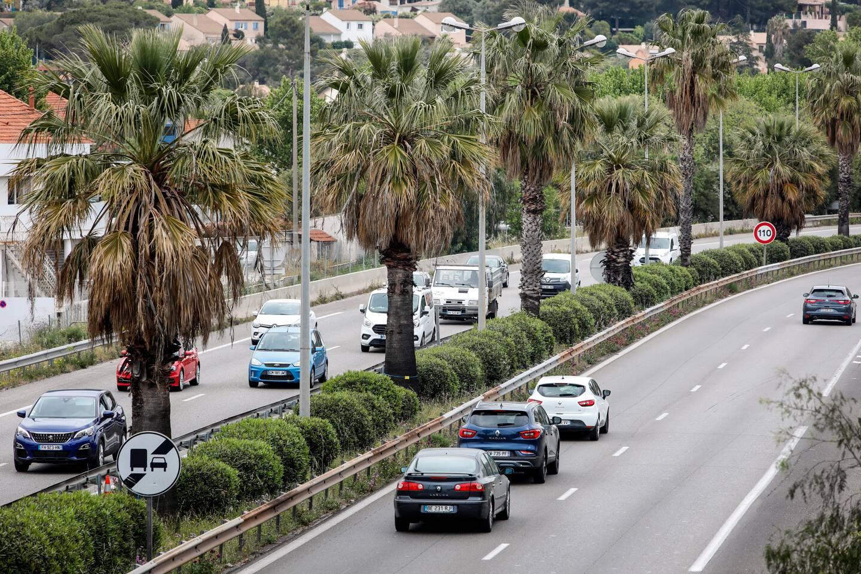 Le chantier de l'élargissement de l'A57 est-il à l'origine d'une hausse des perturbations du trafic automobile autour de la capitale varoise?