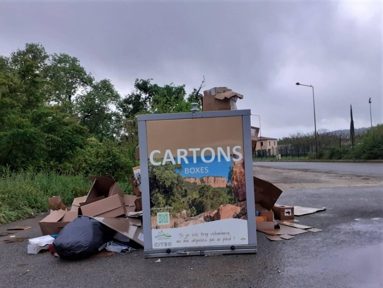 """""""Plus jamais ça"""", les élus ont décidé de mettre à l'amende ceux qui ne respectent pas les consignes de dépôt de déchets."""