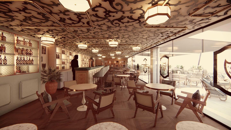 Une vue d'architectes prospect Design.