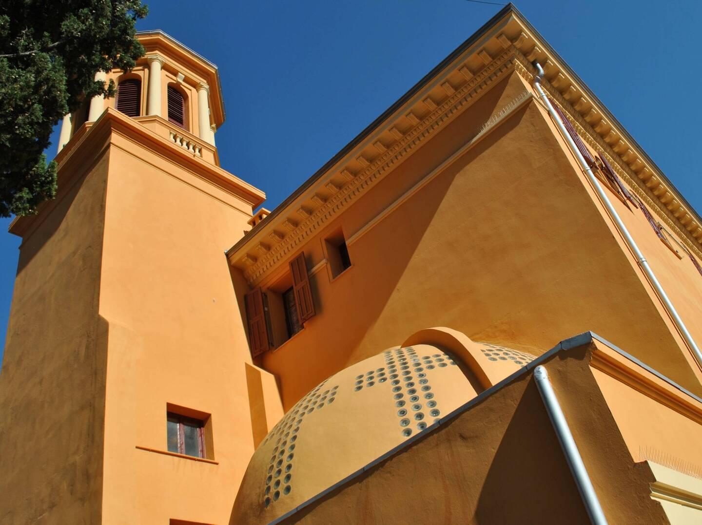 Les façades de la chapelle avaient été refaites en 2015.