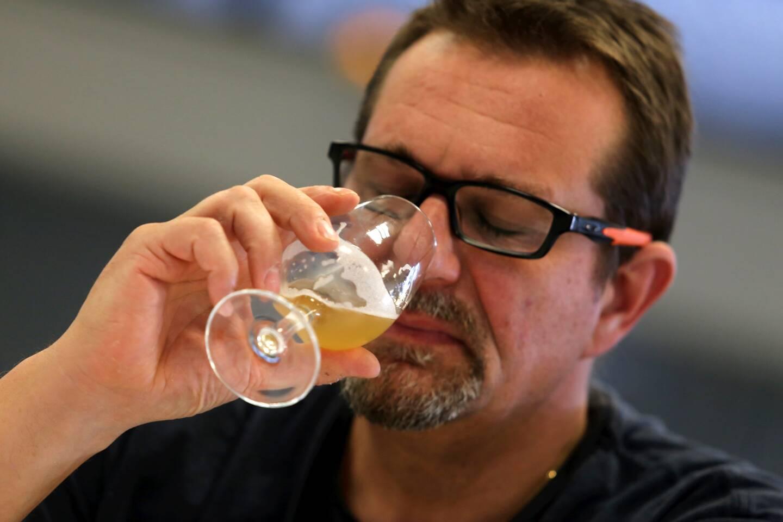Une vingtaine de jurés ont primé 24 bières artisanales brassées dans la région.