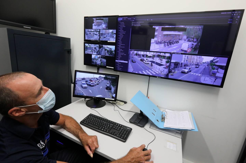 Depuis le Centre de supervision urbain, les agents habilités pourront dresser des verbalisations.