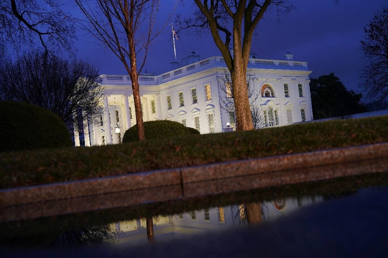 La Maison Blanche le 5 janvier 2021