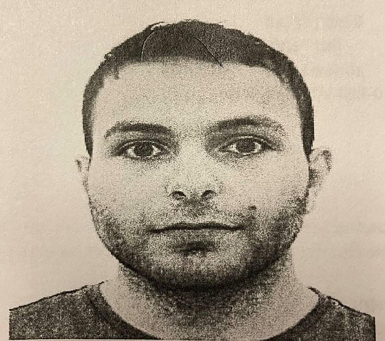 Photo non datée d'Ahmad Alissa, 21 ans, tireur présumé de la fusillade de Boulder, dans le Colorado, obtenue le 23 mars auprès de la police locale