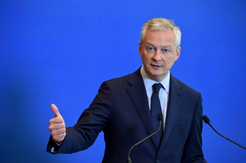 Le ministre de l'Economie Bruno Le Maire, le 1er juin 2021 à Paris