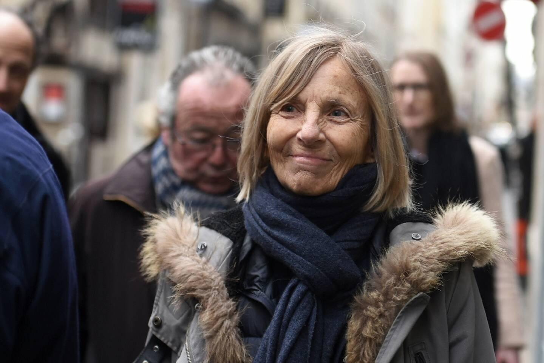 Marielle De Sarnez à Paris, le 15 février 2020