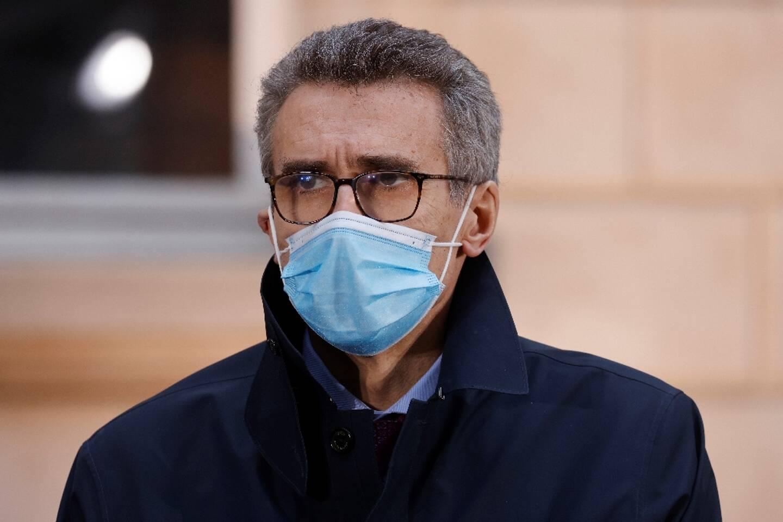 Le préfet d'Ile-de-France Marc Guillaume, le 15 octobre 2020 à Paris