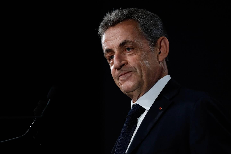 L'ancien président Nicolas Sarkozy le 21 juin 2019 à Paris