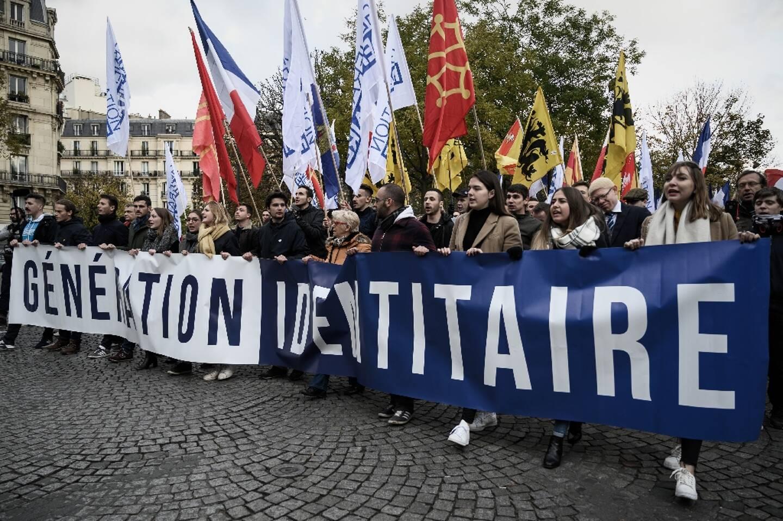 Le groupe d'extrême droite Génération identitaire a été dissous en Conseil des ministres.