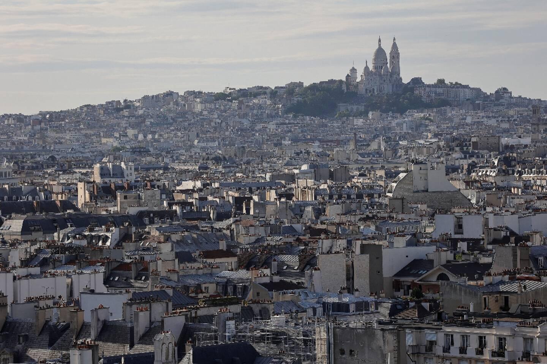 Photo de Paris prise le 9 juillet 2020