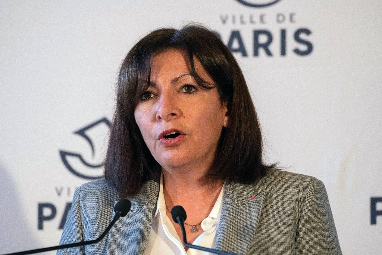Anne Hidalgo, le 1er mars 2021 à Paris