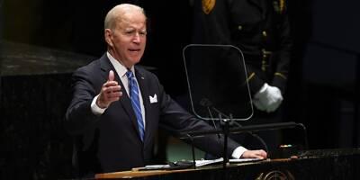 """Joe Biden assure à l'ONU qu'il ne veut pas de """"Guerre froide"""" avec la Chine"""