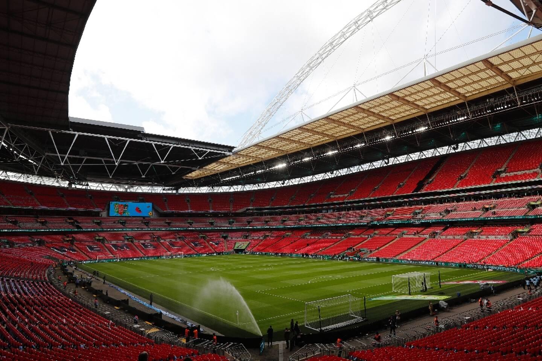 Le mythique stade londonien de Wembley, le 1er mars 2020, accueillera plusieurs matches dont la finale de l'Euro