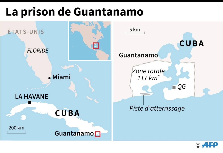La prison de Guantanamo