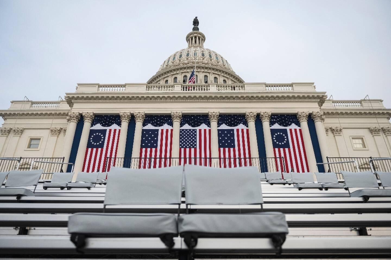 Le Capitole, à Washington, le 16 janvier 2021