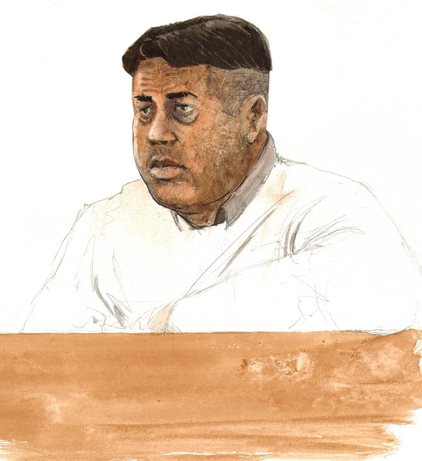 Ali Bouchareb est le seul accusé à comparaître alors qu'il est incarcéré.