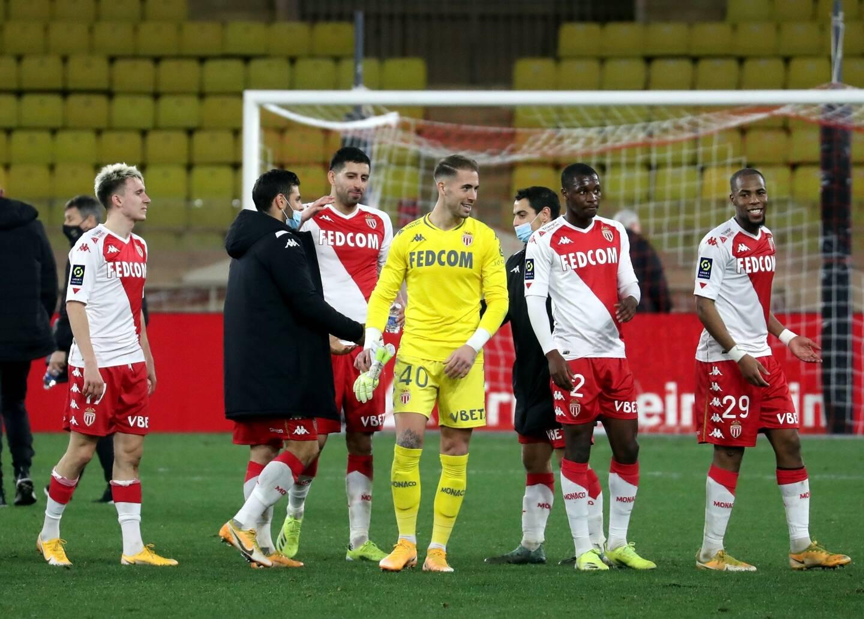 Monaco a inscrit 22 réalisations en 7 rencontres de L1 en 2021, soit un ratio de 3,14 buts par match. Un rythme infernal.
