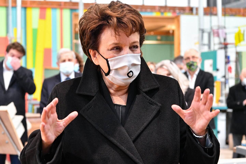 Roselyne Bachelot, ici à l'Ecole nationale supérieur d'art de Limoges, connaît en tant que ministre sans deuxième crise sanitaire en dix ans.
