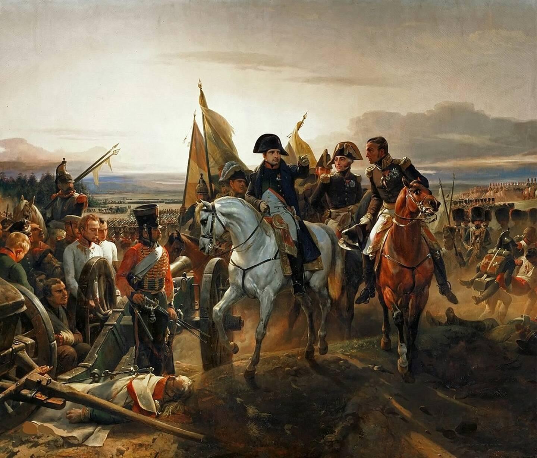 La bataille de Friedland