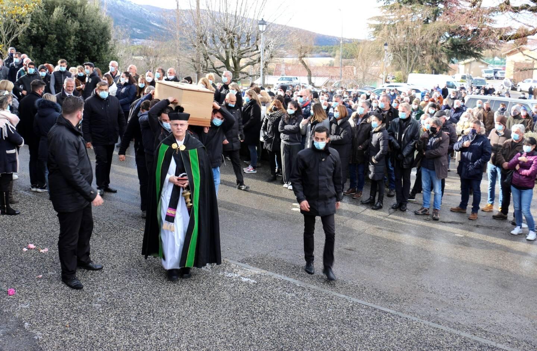 Un dernier hommage a été rendu à Jean-Guy Rebuffel parti à l'aube de ses 60 ans. Il laisse un énorme vide derrière lui.