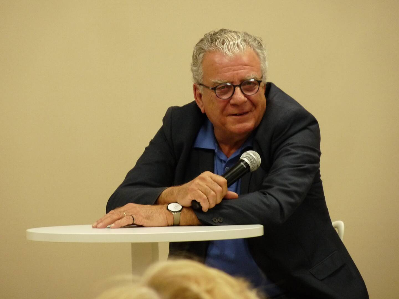 Olivier Duhamel à Sanary en mars 2019