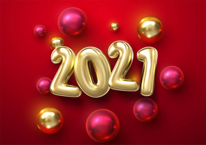 """Livrez-nous vos bonnes résolutions pour """"l'an que ven""""."""