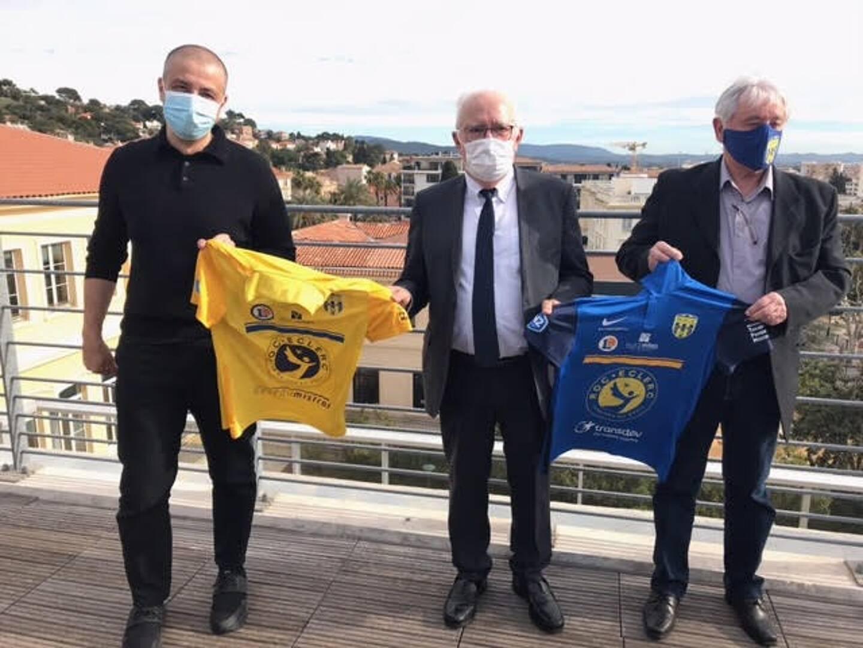 Mourad Boudjellal au Hyères FC, c'est désormais officiel.