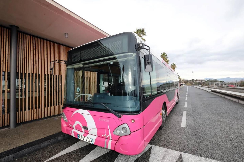 Un bus du réseau Envibus (illustration).
