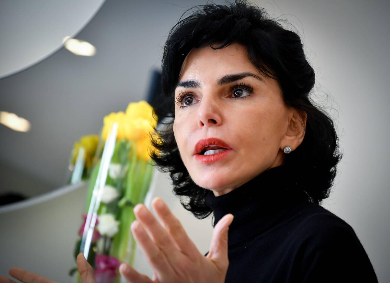Rachida Dati, maire LR du 7e arrondissement de Paris.