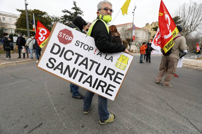 Une quarantaine de Dracénois syndicalisés ont défilé, ce jeudi matin, à Draguignan.
